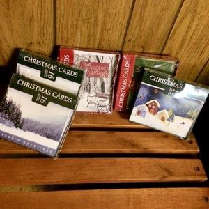 Holiday - Boxed Christmas Cards